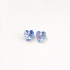 Heart Light Sapphire Shimmer