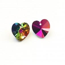 Heart Crystal Vitrail Medium
